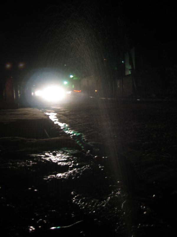 Nuit - Port au Prince