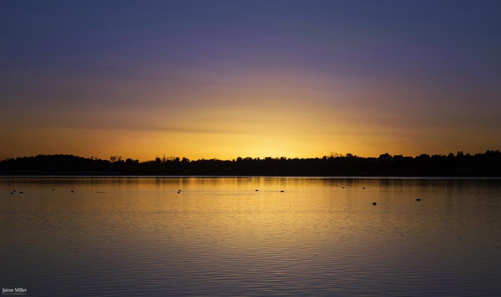 Lake Farmington Sunset