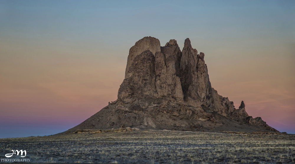 Ford Butte Volcanic Plug