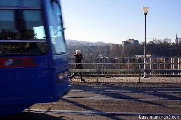 Attention au tram