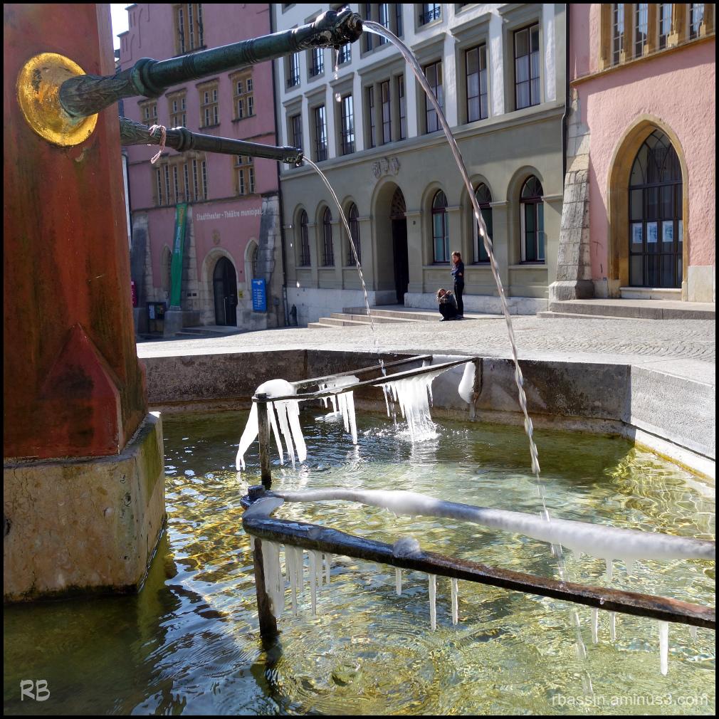 fontaine gelée # 4