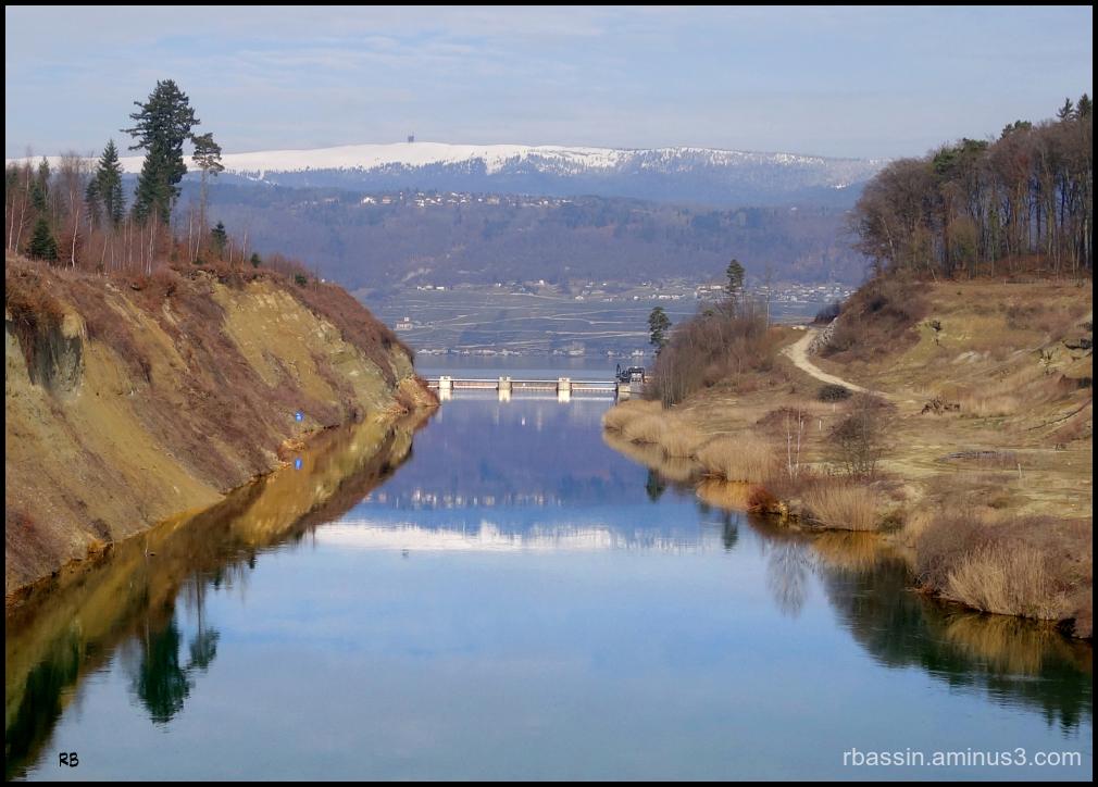 Canal de Hagneck