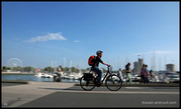 La Rochelle en filé