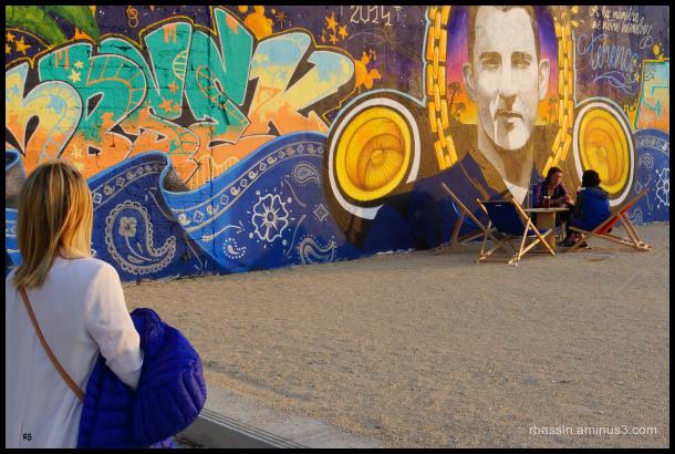 Couleurs et  street art