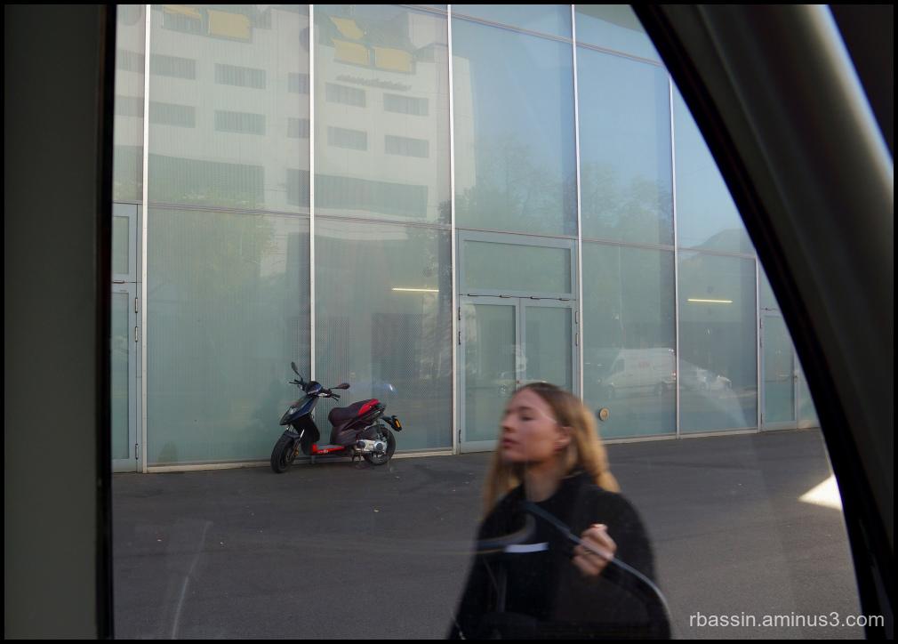je rêve d'un scooter