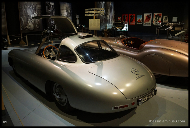 Mercedes-Benz 300SL  W194 (1952)