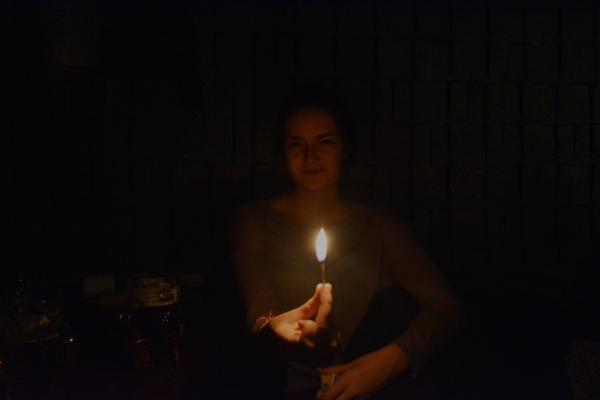 Light of people
