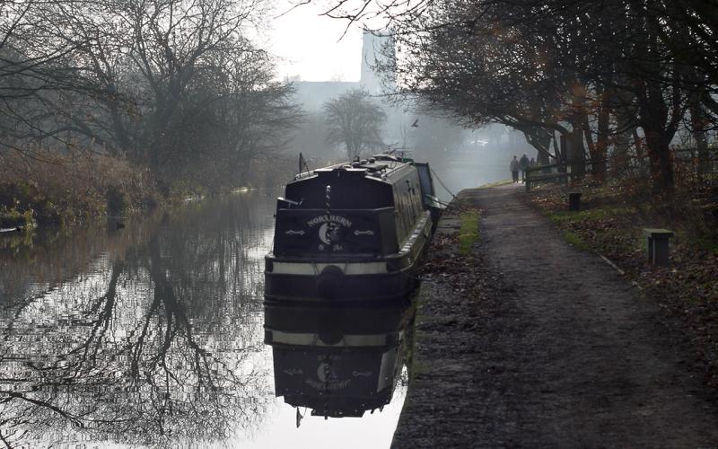 A Canal Stroll
