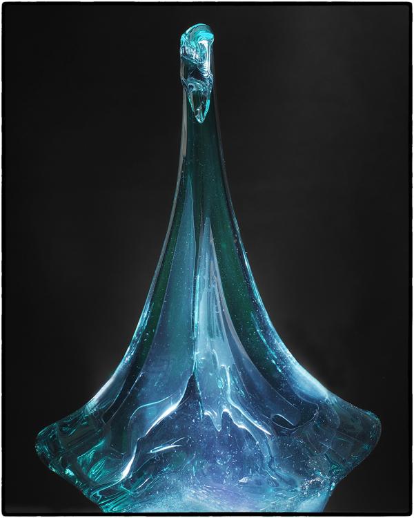 Swan in Glass