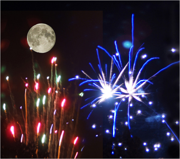 Fireworks No 2