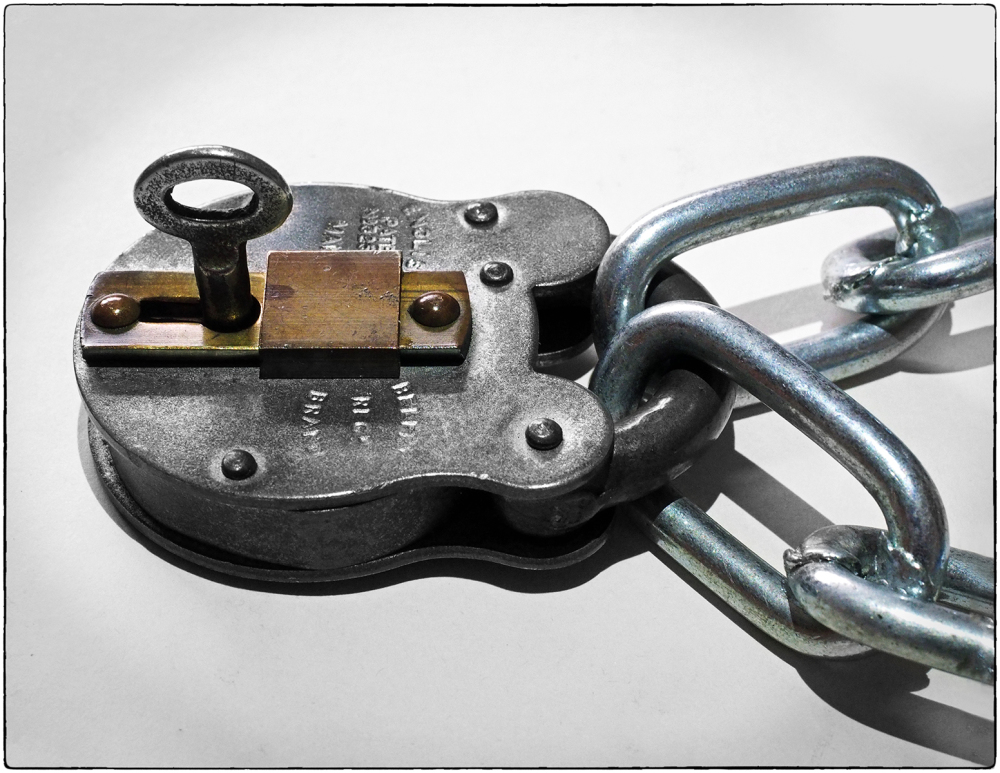 Under Lock and Key