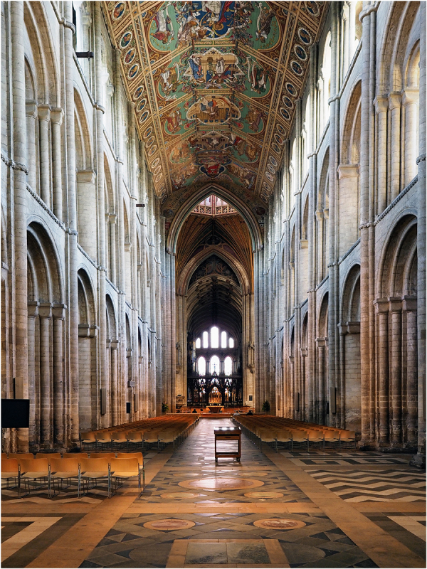 Interior, Ely Cathedral