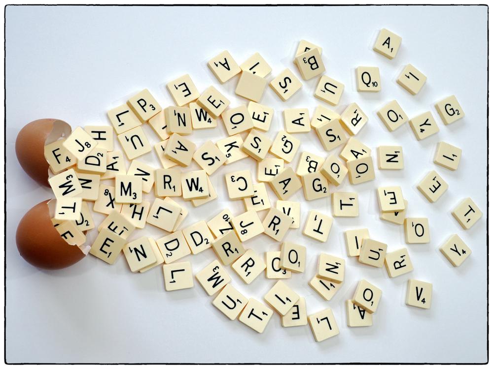 Scrabbled Egg
