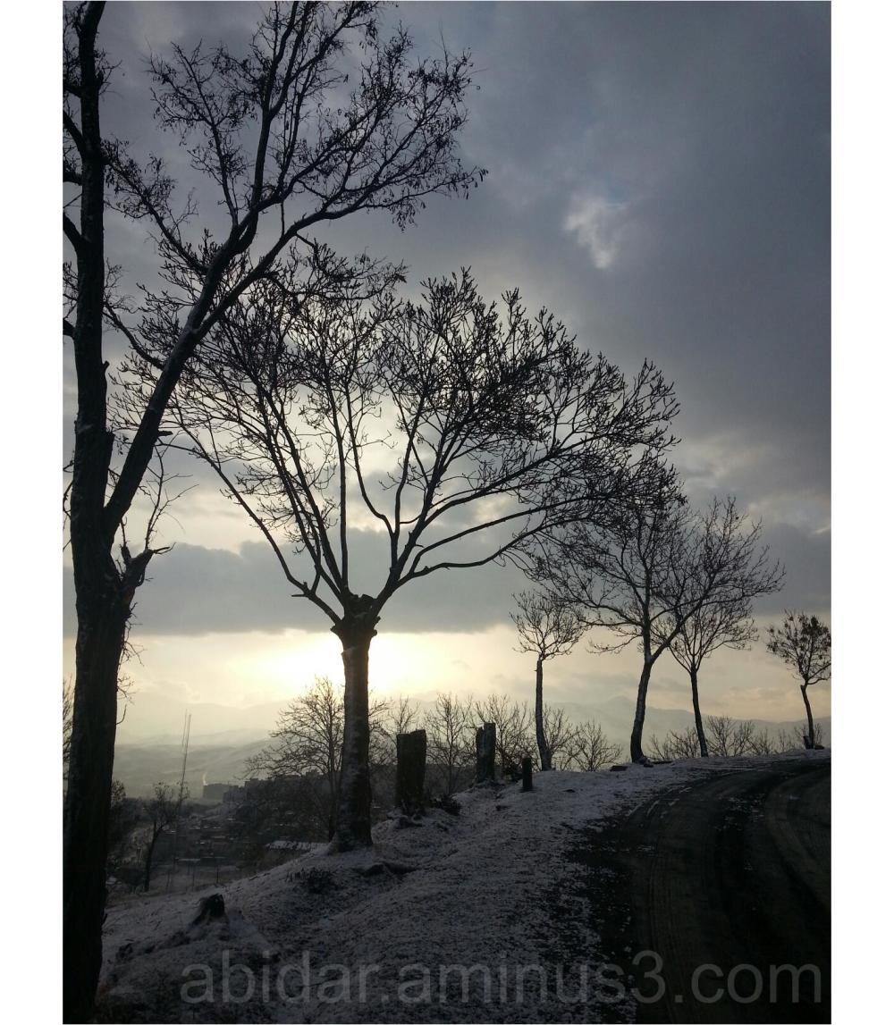 Iran winter