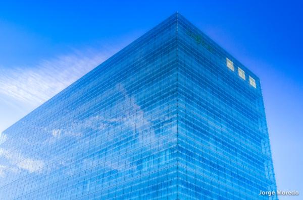 Saxion building in Enschede