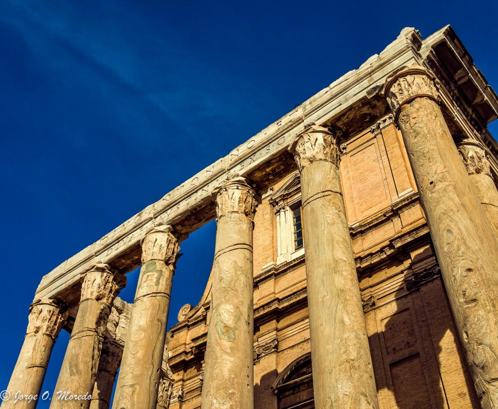 Foro Romano in Rome
