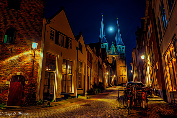 night city Deventer