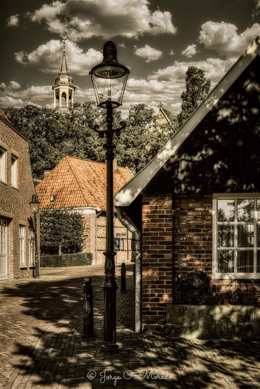 Street in Ootmarsum