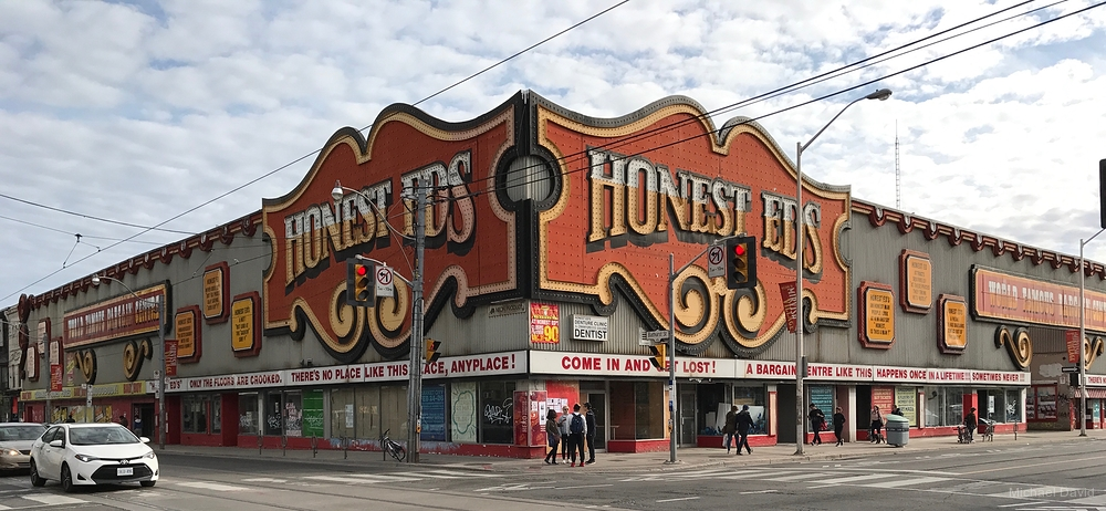 Goodbye Honest Ed's