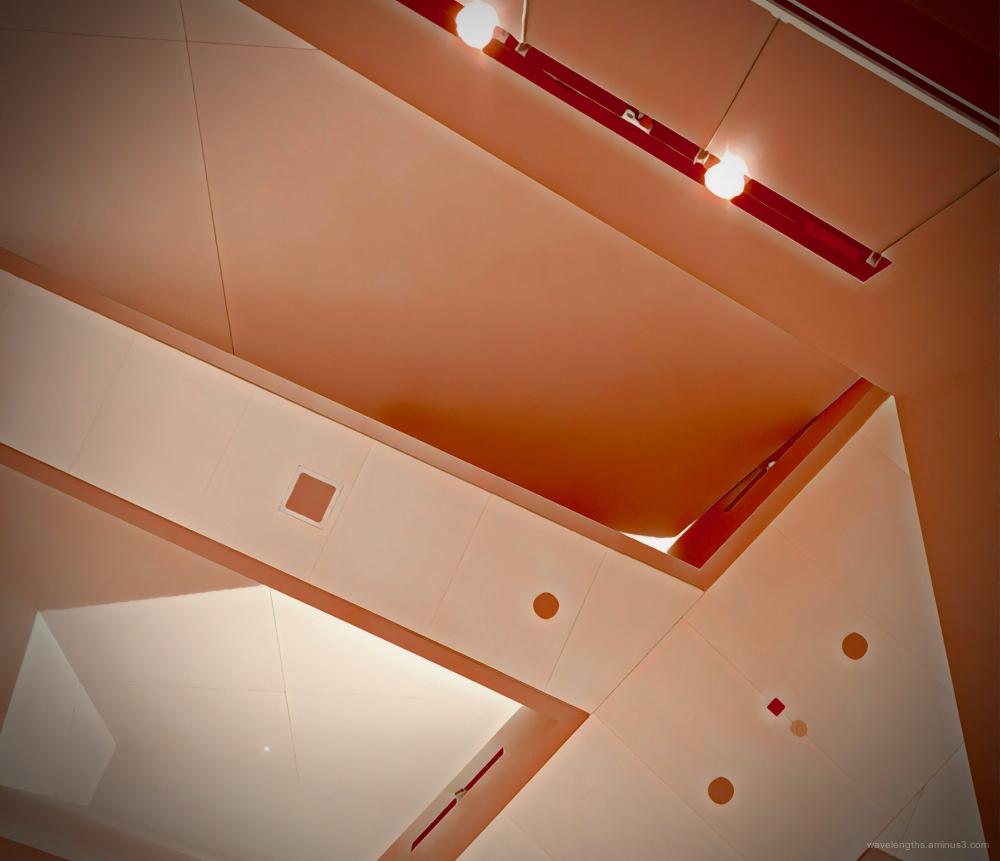 Ceiling as art