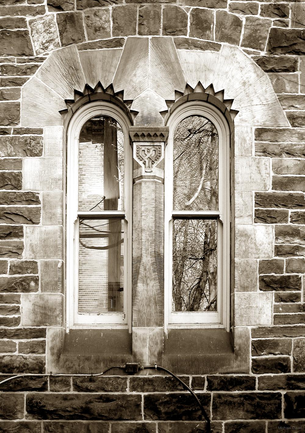 Windows as art