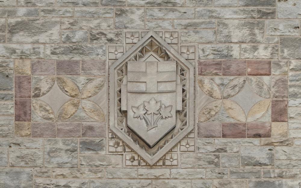 Ontario in stone