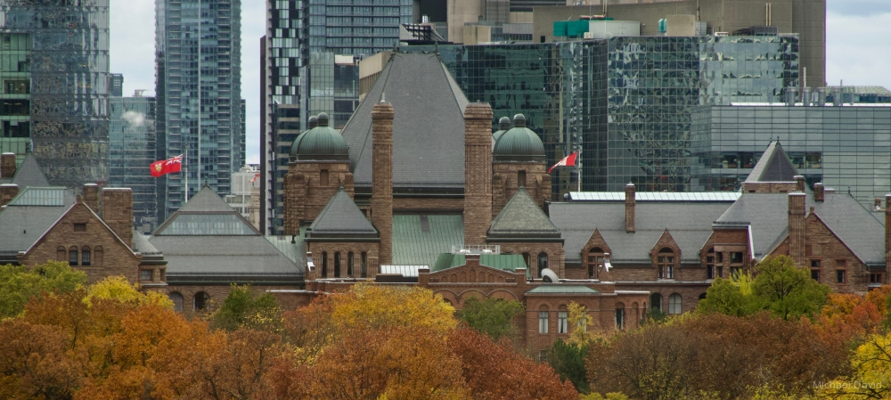 Ontario's Legislature Building