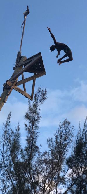 Pole Jumping