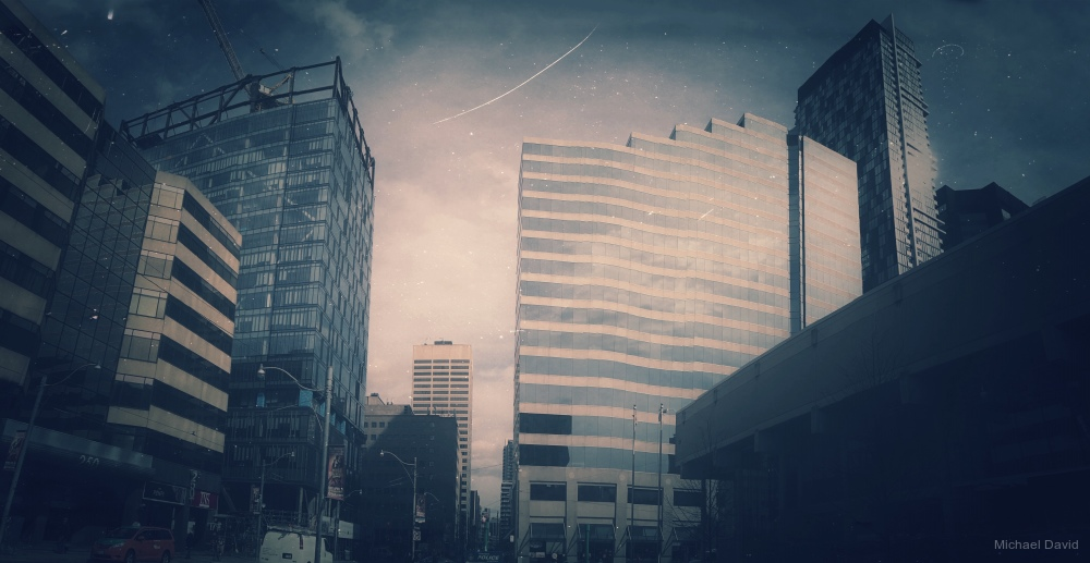 Vague memories of Toronto