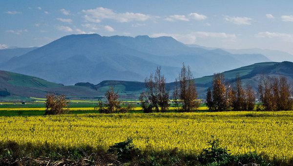 استان گلستان - طبیعت مینودشت
