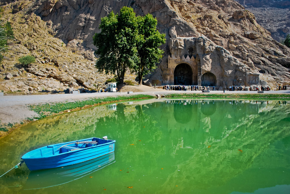 Iran - Kermanshah - Taq Bostan