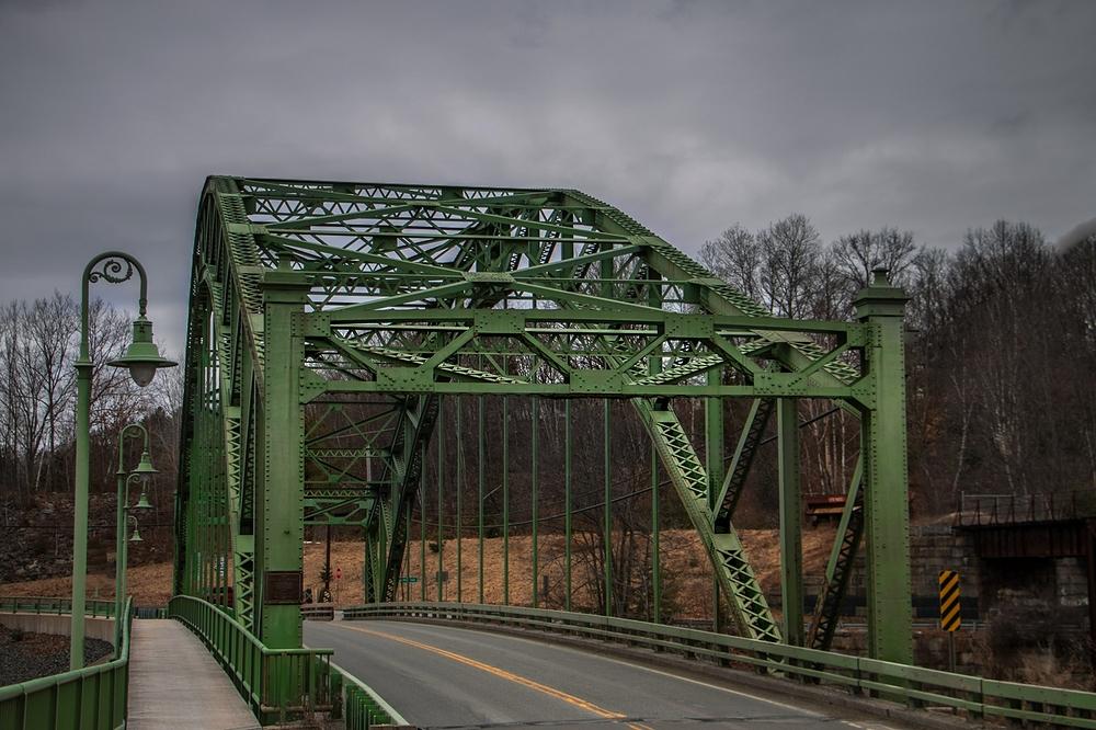 Bridge Vermont New Hampshire Border