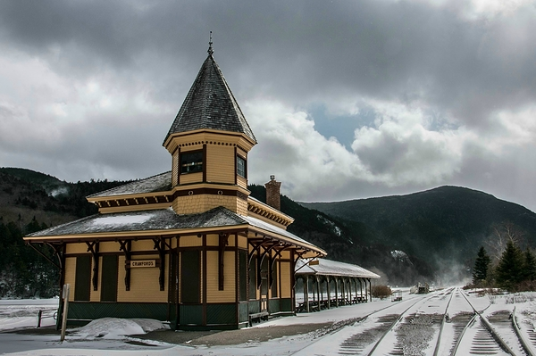 Crawford's New Hampshire.