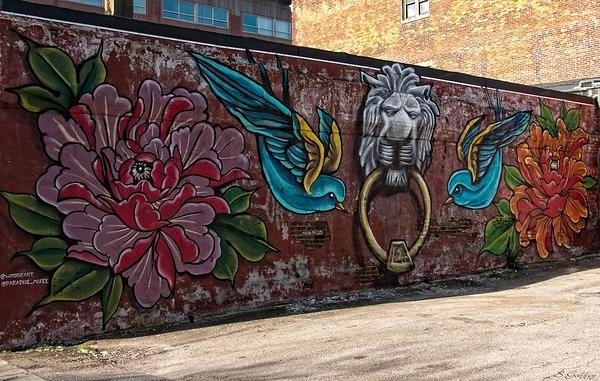 Street Art. New Bedford.
