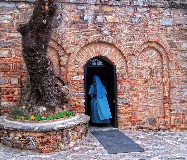 Meryemana (The Virgin Mary's House) Turkey.