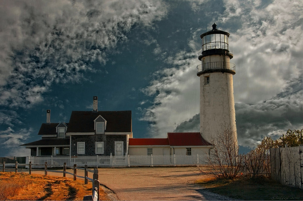 Cape Cod Light.