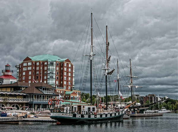 Black Jack. Brockville Ontario.