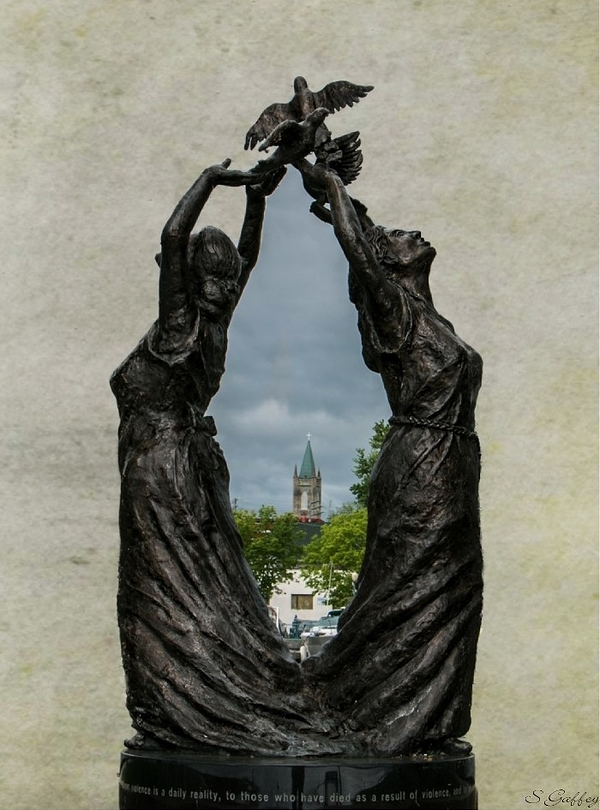 Statue. Brockville, Ontario