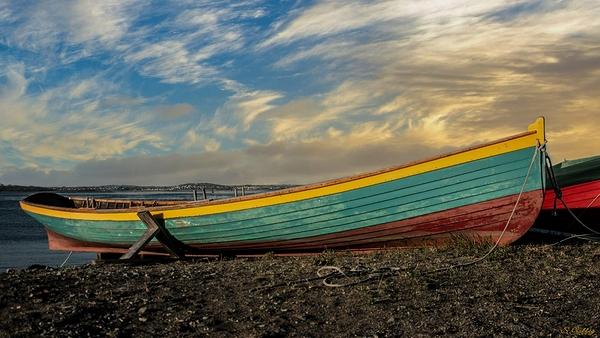 Boat. Plymouth Massachusetts.