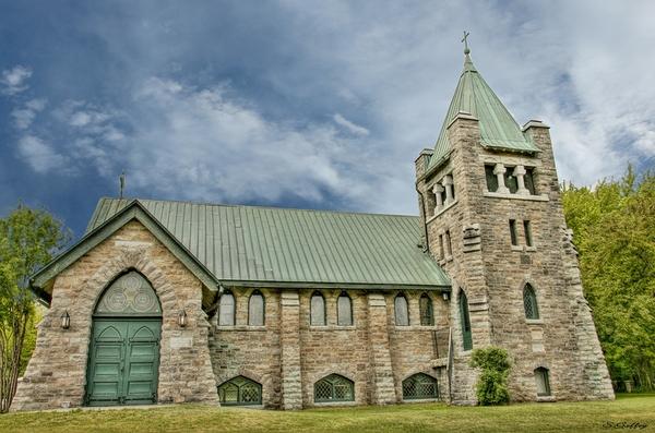 Holy Trinity Church. Ontario. (2)