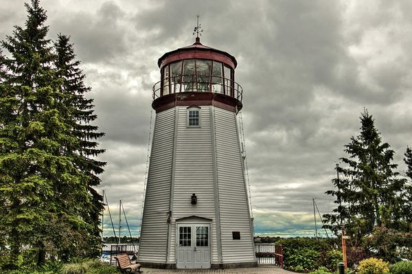 Lighthouse. Ontario.