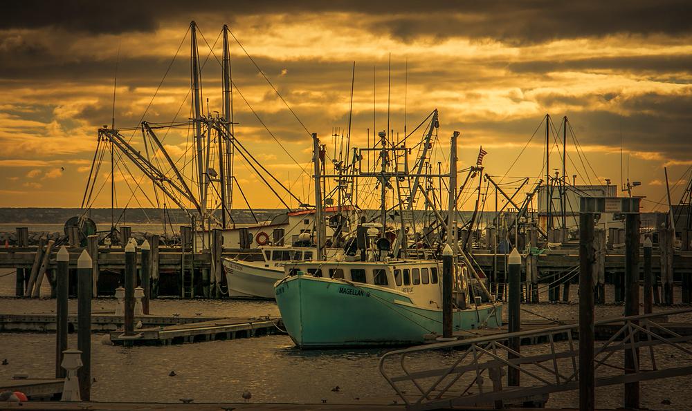 Dawn. Provincetown, Cape Cod