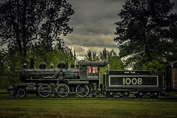 Train. Aultsville Ontario