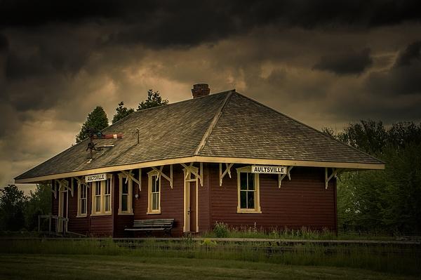 Aultsville Station, Ontario.
