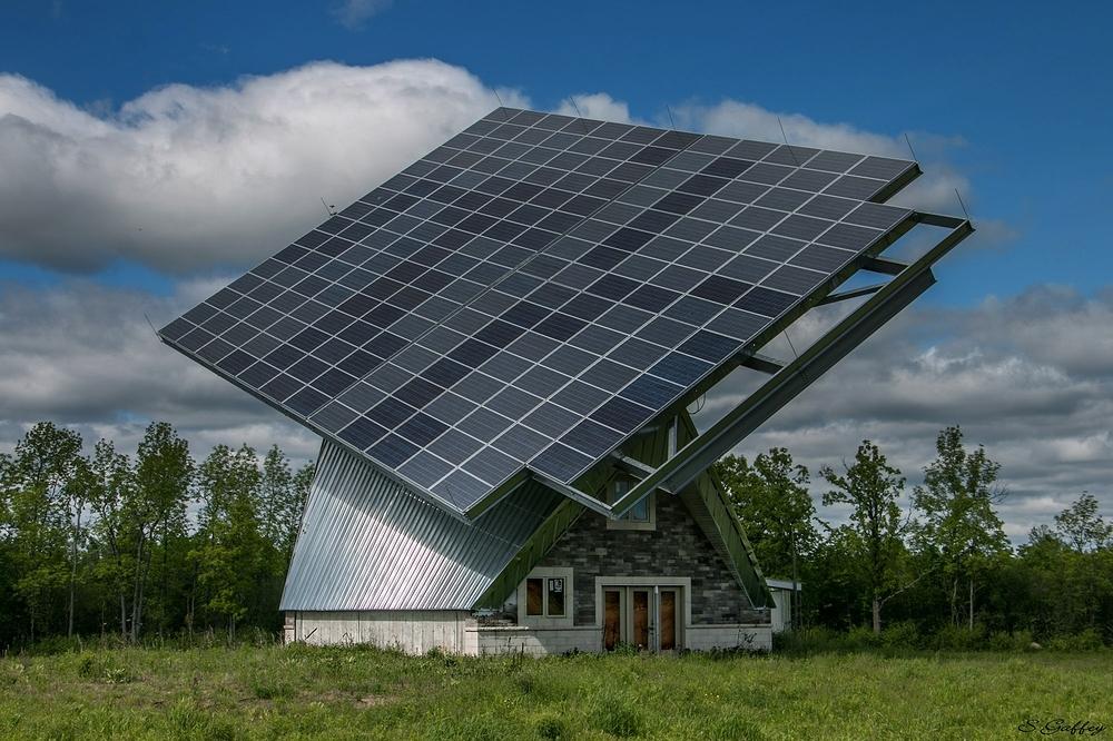 Solar Power. Ontario.