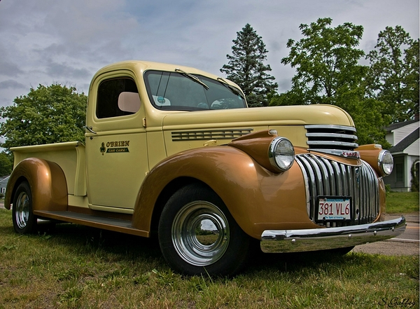 1946 Chevrolet.
