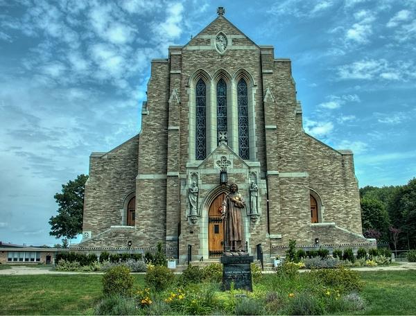 Church of Saint Edith Stein.