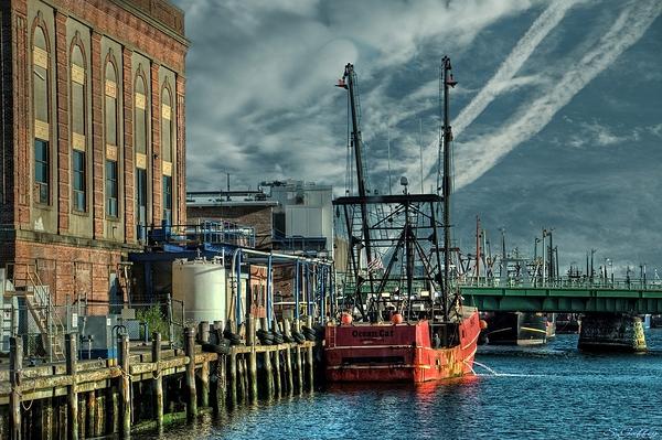 Ocean Cat.  New Bedford Massachusetts.