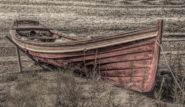 Boat. Hull, Massachusetts.