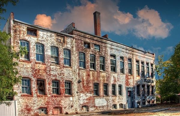 Old School, Brockton Massachusetts.